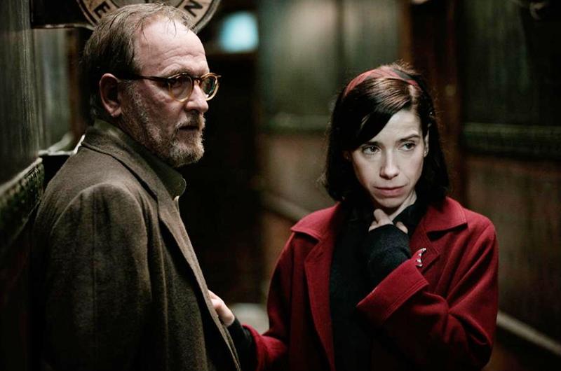 Aclaman en Venecia a Guillermo Del Toro y su cinta