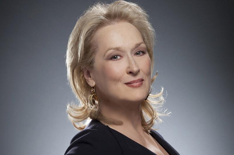 Meryl Streep llega a su 21 nominación para obtener el Oscar