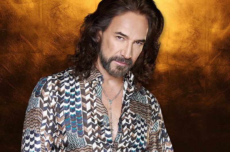 Marco Antonio Solís se presentará en la Arena Ciudad de México