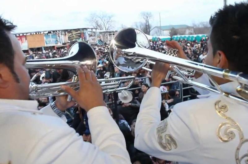 Banda MS ofrece exitoso concierto ante 18 mil personas en Chicago