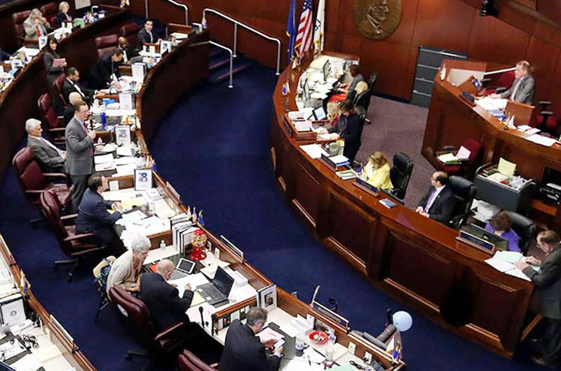 Programa para combatir el acoso sexual y prevenir mala conducta en la Legislatura de Nevada