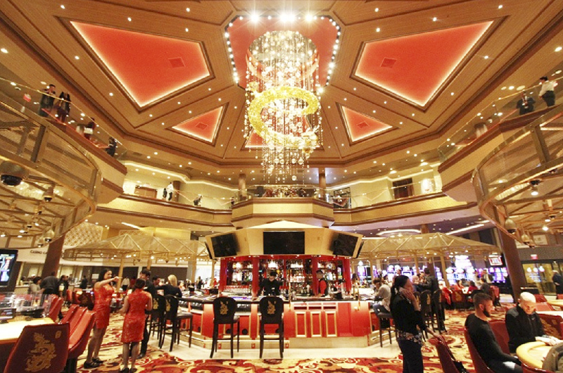 Reducen personal del hotel y casino Lucky Dragon