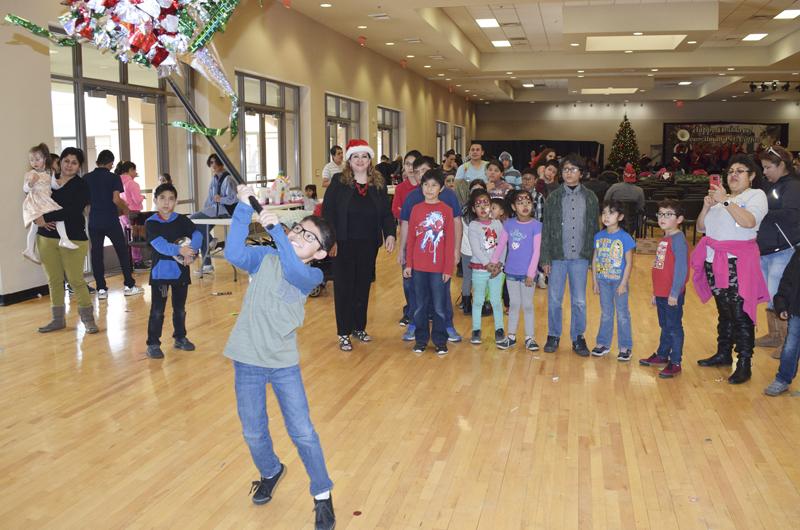 Navidad en el Barrio 2017... Sigue vigente el legado de Eddie Escobedo Sr.