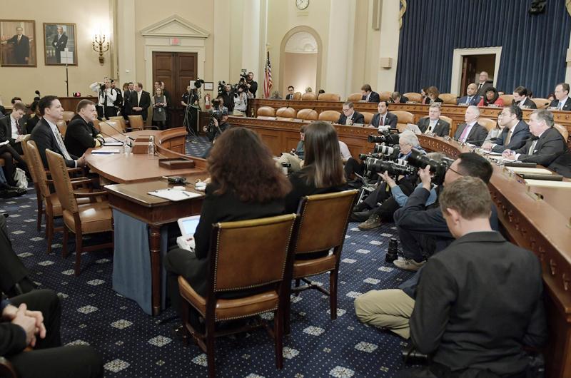 Congreso de EUA debe investigar verdaderas razones del despido de Comey