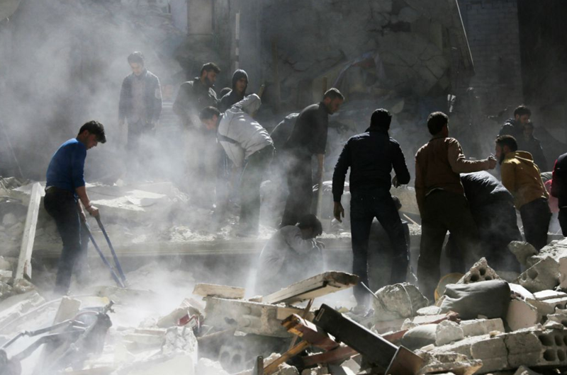 Rusia culpa a rebeldes sirios de impedir inspección de expertos en Douma
