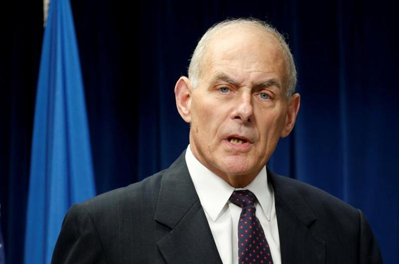 John Kelly asume como Jefe de Gabinete en EUA con expectativa de levantar la moral
