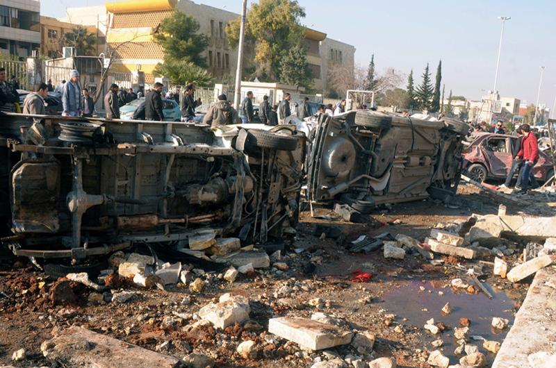 ONU acusa a EUA y a Rusia de seguir violando derechos humanos en Siria