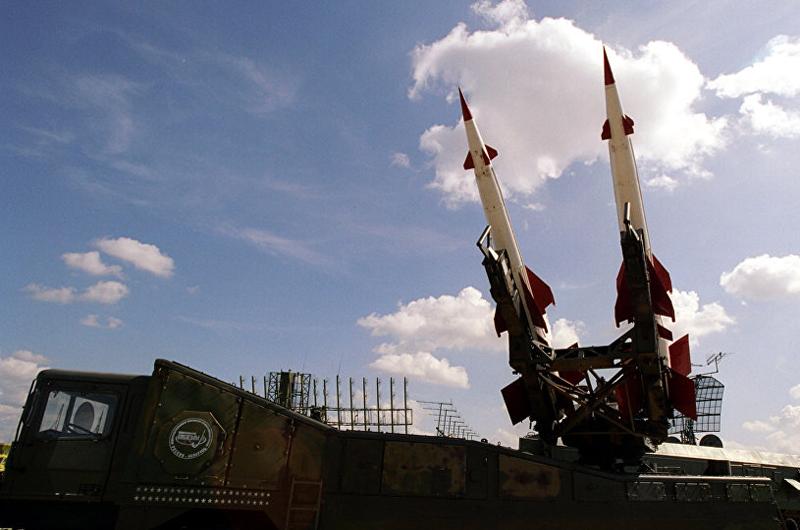Defensa antiaérea Siria intercepta nuevo ataque con misiles