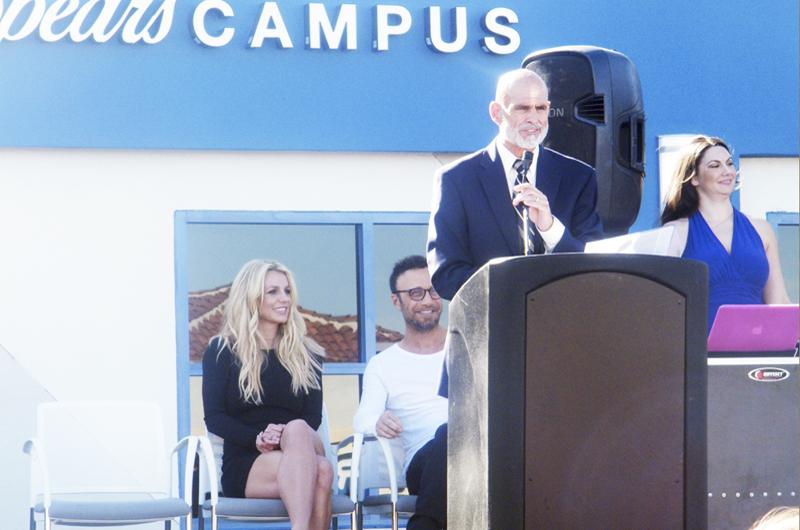 Nevada Childhood Cancer Foundation inauguró el Campus Britney Spears