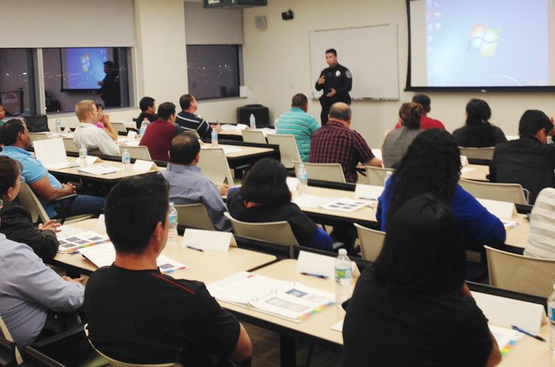 Prosigue Academia Civil Hispana en la ciudad de North Las Vegas
