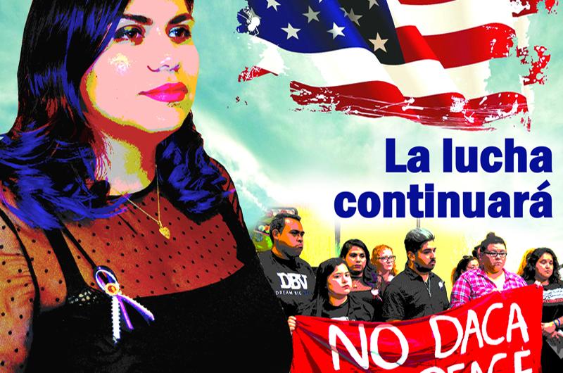 DACA no era una solución permanente: Astrid Silva