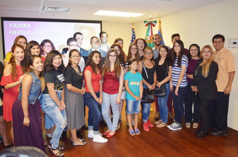 Dreamers dan la cara con valentía en el Quinto Aniversario de DACA