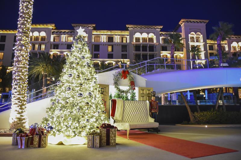 Nueva atracción decembrina en Las Vegas