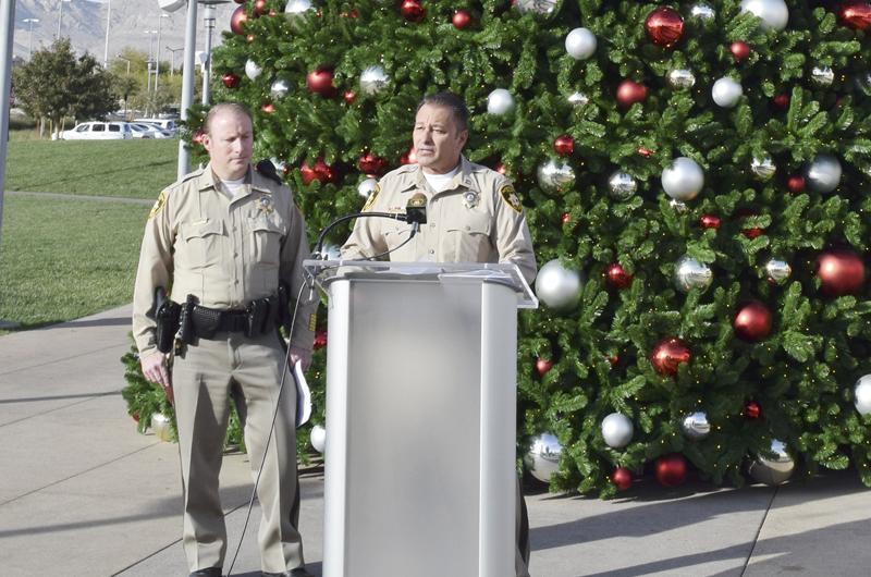 """Autoridades de Henderson, Las Vegas y North Las Vegas implementan """"Holiday Iniciative"""""""