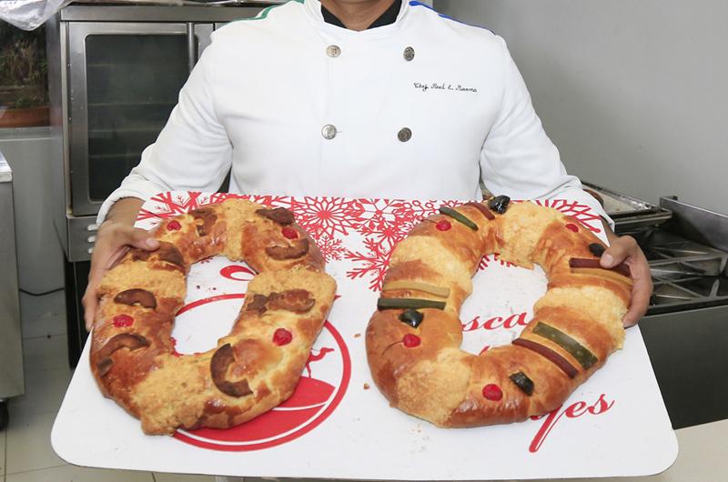 Rosca de Reyes, pan de dulce que reúne a los mexicanos