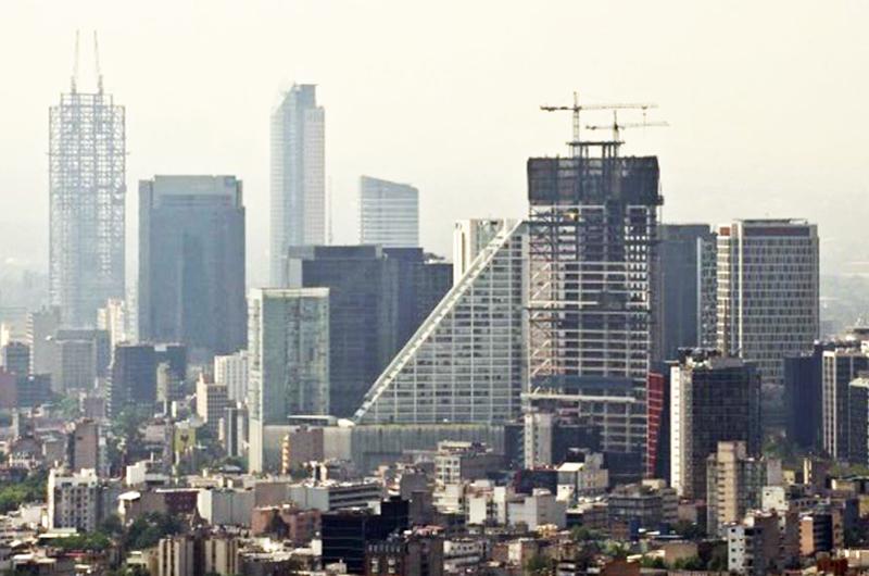 Ciudad de México respira media tonelada de residuos fecales