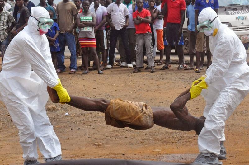 Científicos encuentran nuevo medio para combatir el ébola