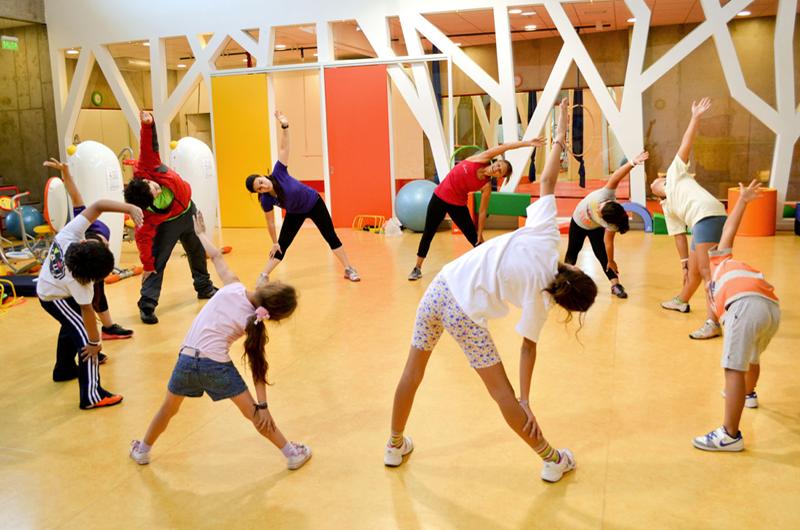 Media hora de actividad física contribuye a mantener una vida saludable
