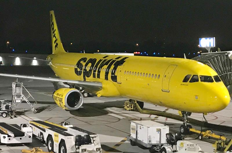 Spirit Airlines ofrecerá acceso a internet en sus vuelos
