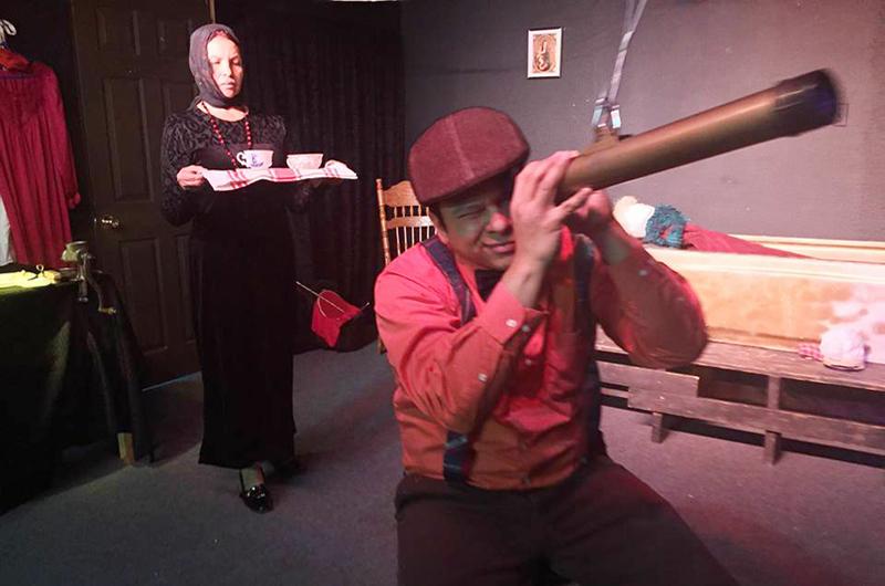 Con artistas locales, de Washington y Argentina: Segundo encuentro de teatro hispano en LV