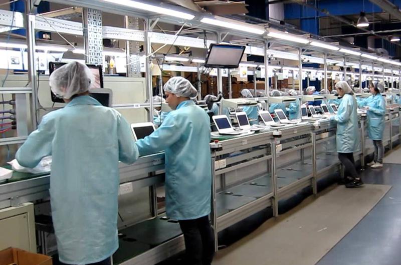 La digitalización en fabricas, proceso imparable