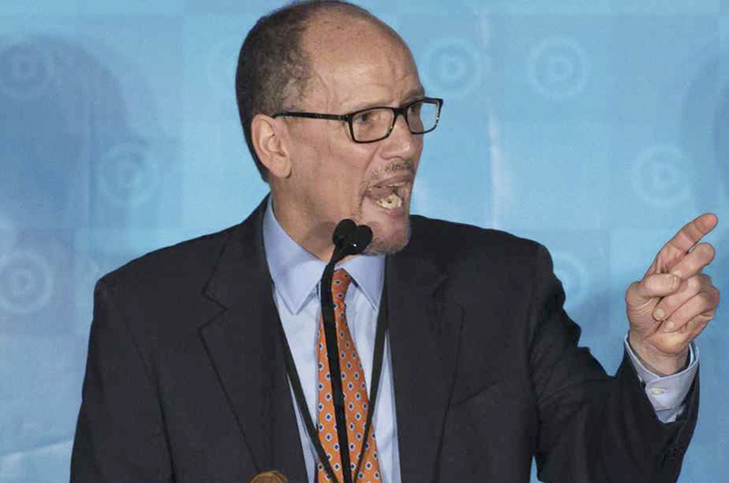 Tom Pérez acerca de la decisión judicial del programa DACA