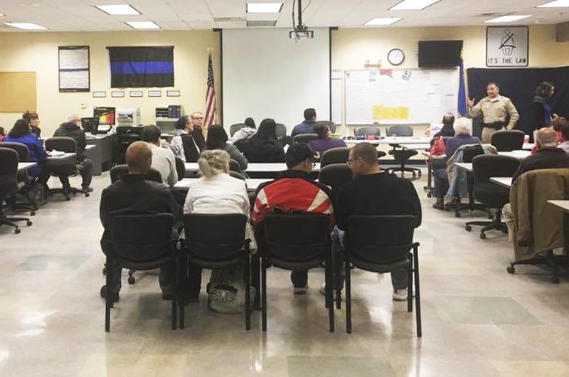 Todos podemos hacer algo sobre la Trata de Personas en Nevada