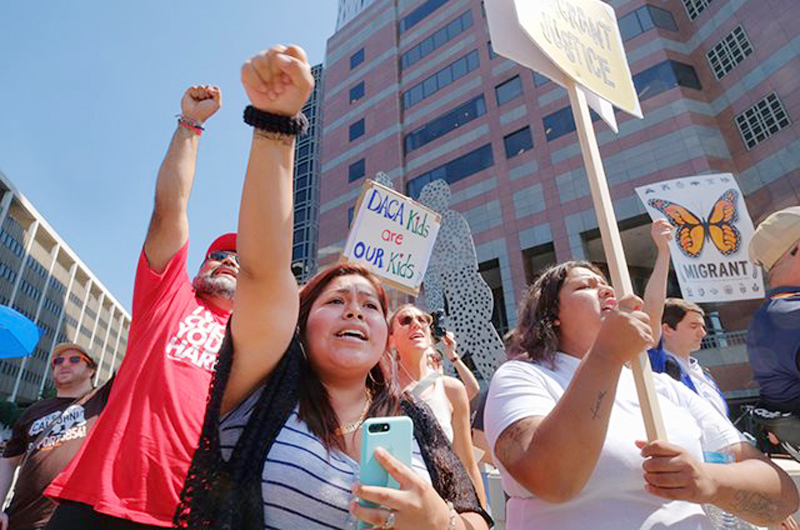 Casa Blanca condiciona DACA a otras medidas antiinmigrantes