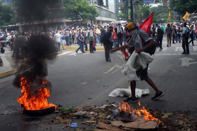 Las cinco claves de la crisis en Venezuela, según The New York Times