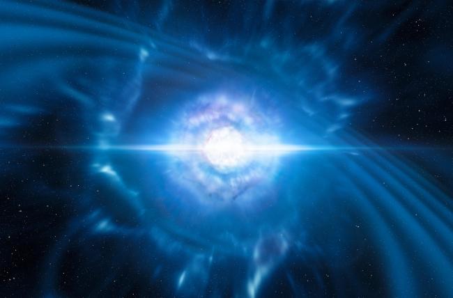 Colisión de estrellas sorprende a científicos