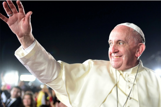 Por visita papal, Colombia analiza reducción de penas de cárcel