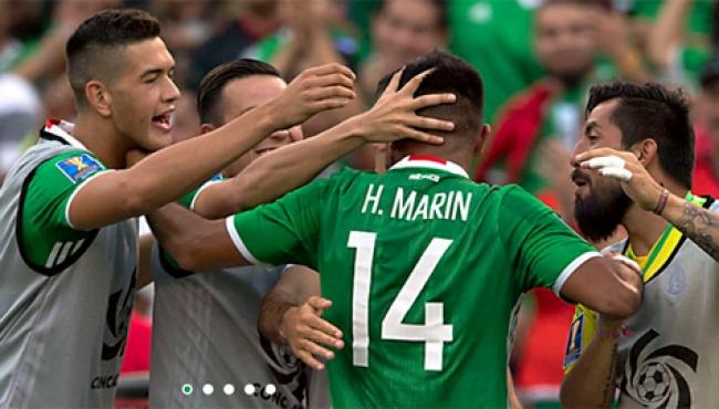 México debuta en Copa Oro con triunfo de 3-1 sobre El Salvador