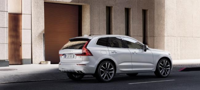Volvo presenta su vehículo más potente