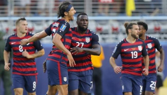 Estados Unidos se lleva Copa Oro 2017, vence a Jamaica 2-1