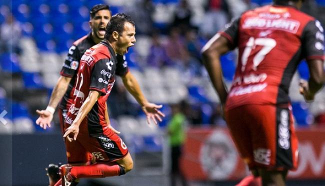 Puebla y Xolos empatan a un gol en partido de la Copa MX