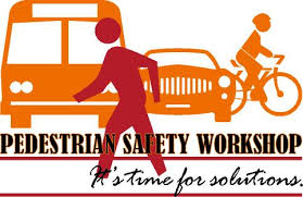 Evento de seguridad peatonal