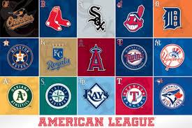 Líderes en la Liga Americana