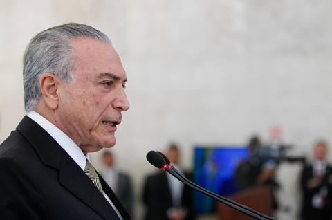 Michel Temer podría vivir su última semana como presidente de Brasil