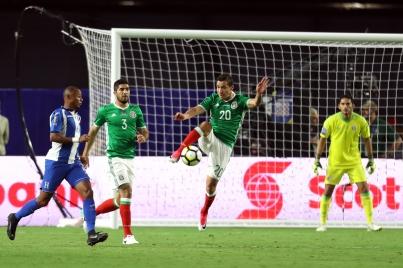 México entra en semifinales de Copa Oro con 1-0 sobre Honduras