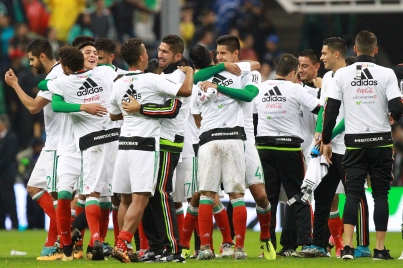 México logra su boleto a Rusia 2018 invicto, pese a críticas a Osorio
