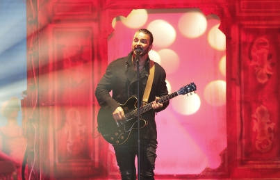 Música de Ricardo Arjona cautiva al público capitalino