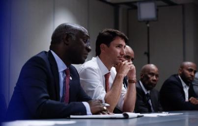 Trudeau asegura que la migración irregular en Canadá está bajo control