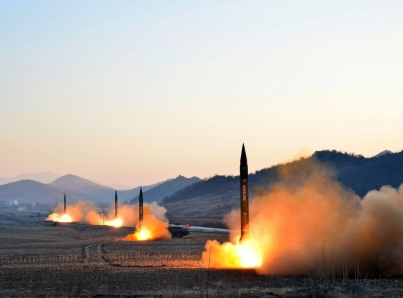 Comunidad internacional rechaza pruebas de misiles y bombas norcoreanas