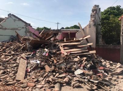 Reportan sismos de 5.1 grados en Chiapas y de 4.5 en Oaxaca