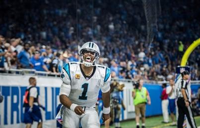 Panteras apalea 45-21 a Delfines al finalizar Semana 10 de la NFL