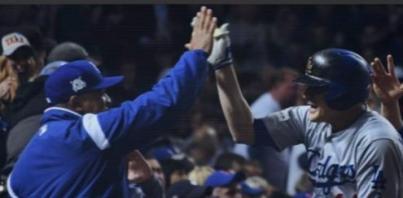 Dodgers regresa a la Serie Mundial; apalea 11-1 a Cachorros