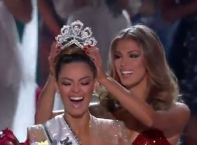 Gana joven de Sudáfrica concurso Miss Universo 2017