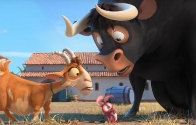 """""""Olé, el viaje de Ferdinand"""" llega este jueves a los cines mexicanos"""