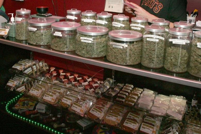 Asaltaron un dispensario de mariguana - Las Vegas