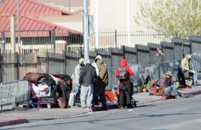 """Aumentó el número de """"homeless"""" en el sur de Nevada en el 2014"""